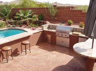 High Quality Outdoor Kitchen Creations Image 2